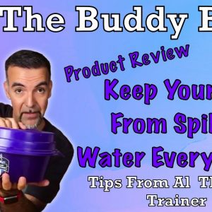 Stop Your Dog From Spilling Water | Buddy Bowl Review- Tips From Al The Dog Trainer