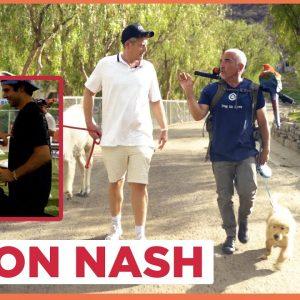 Jason Nash and David Dobrik came to the Ranch! (Ranch Vlogs)