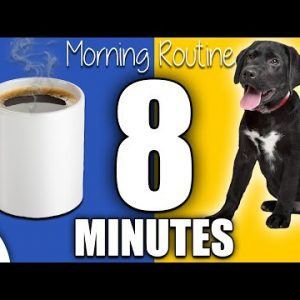 What Does Puppy Training And Your Morning Coffee Have In Common?